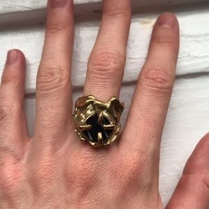 Lissa Bowie one-of-a-kind ring